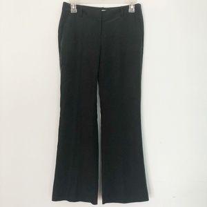 Ann Taylor LOFT | Modal Faded Black Dress Pants 0P
